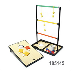 2 In 1 Game Set, Ladderball, Target Toss