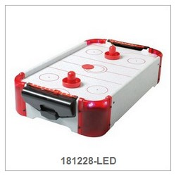 Air Hockey Game Set With Led