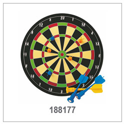 Deluxe Magnetic Dart Set