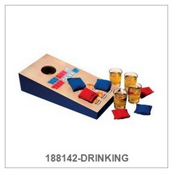 Drinking Toss Game