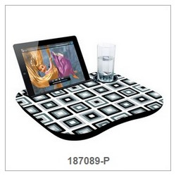 Lap Top With Pad Holder-2