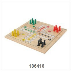 Ludo Game With Nature Board