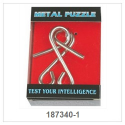 Metal Wire Puzzle-1