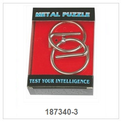 Metal Wire Puzzle-3