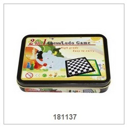 Mini 2 In 1 Game In Tin Box-3