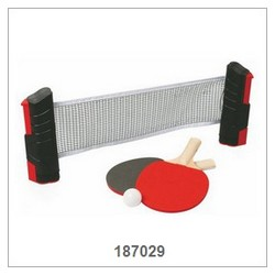 Retractable Table Tennis Game