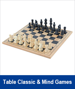 Table Classic & Mind Games