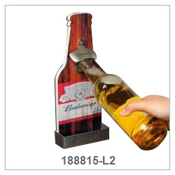 Wall Mount Beer Bottle Opener