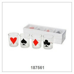 Wishey Shot Glass Set