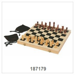 Wooden Chess Game Set-2